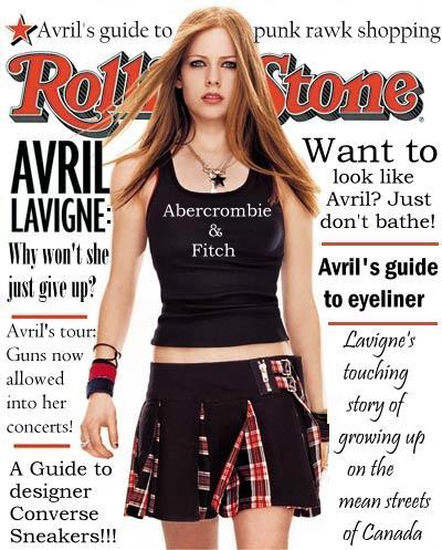 Rolling Stone Parody